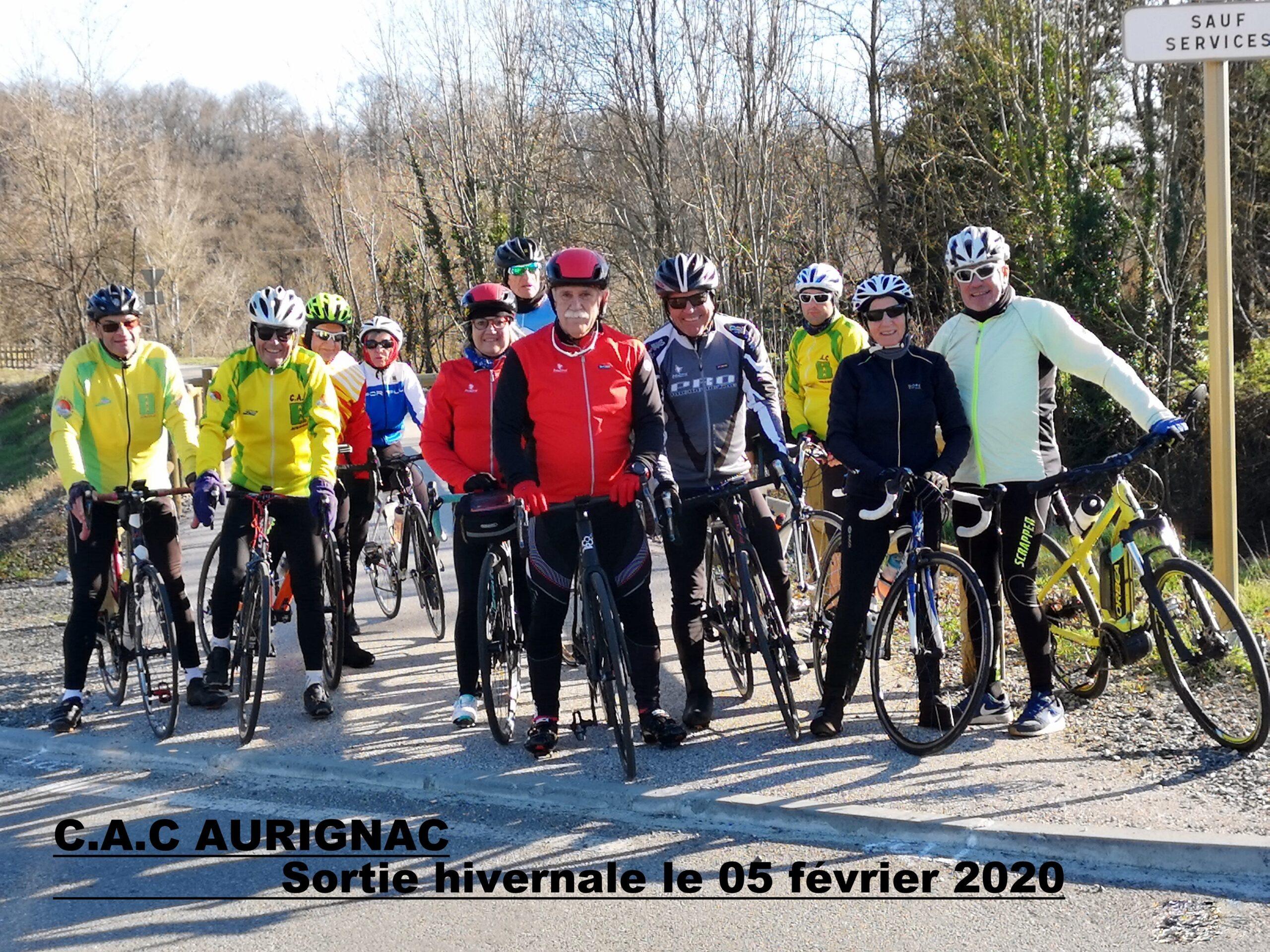 Cyclo Club d'Aurignac