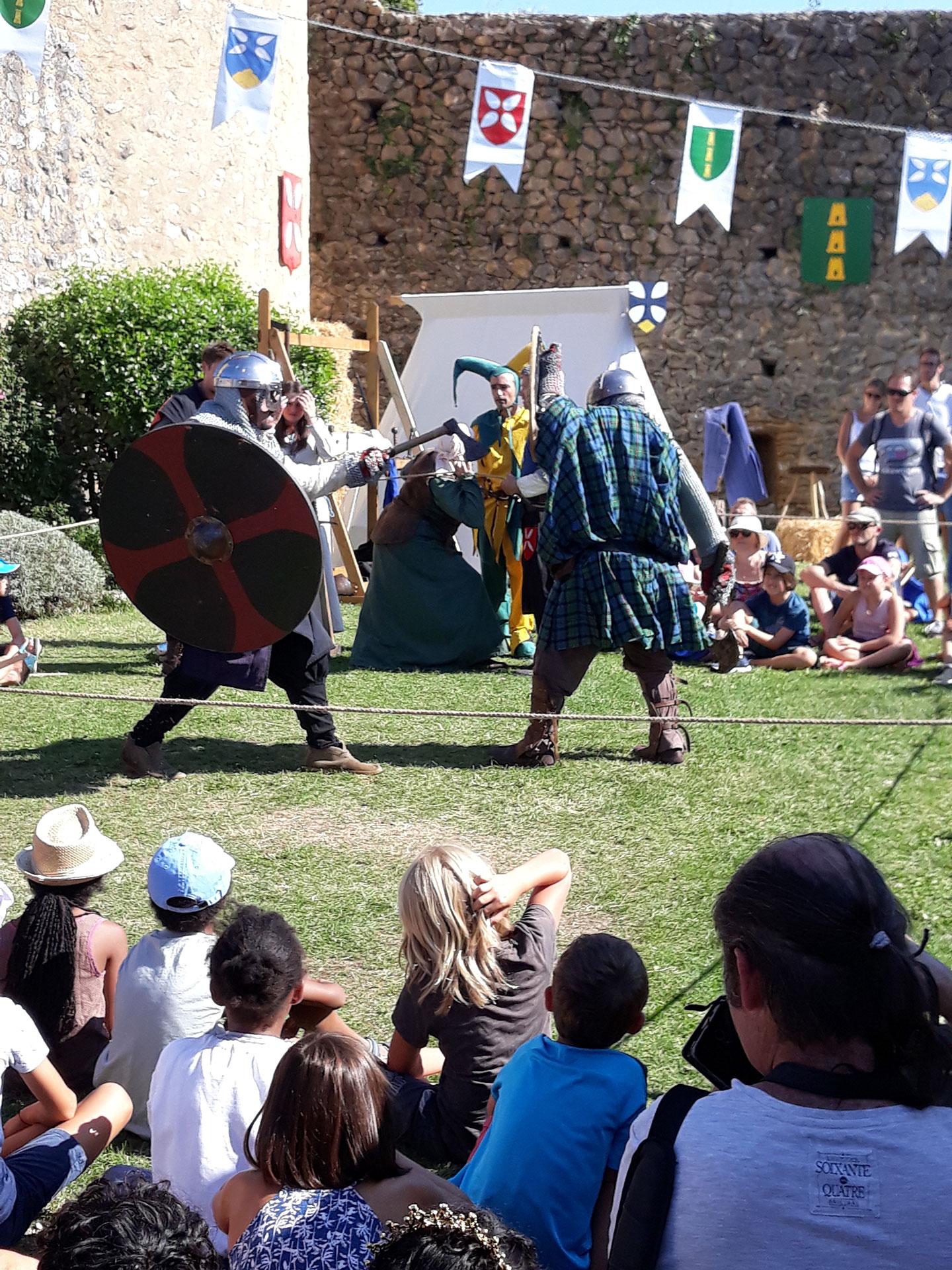 Médiévales – JEP – 26 septembre 2018
