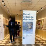 Exposition – Shoah et Bande Dessinée