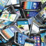 Collecte de téléphones portables usagés