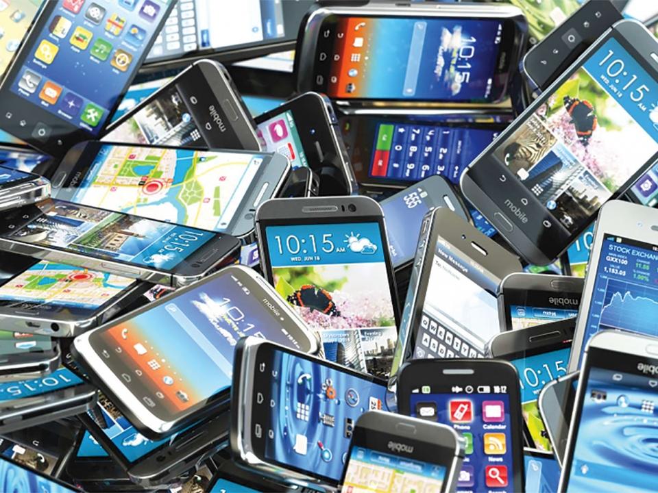 Read more about the article Collecte de téléphones portables usagés